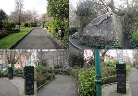 Merrion Square Park